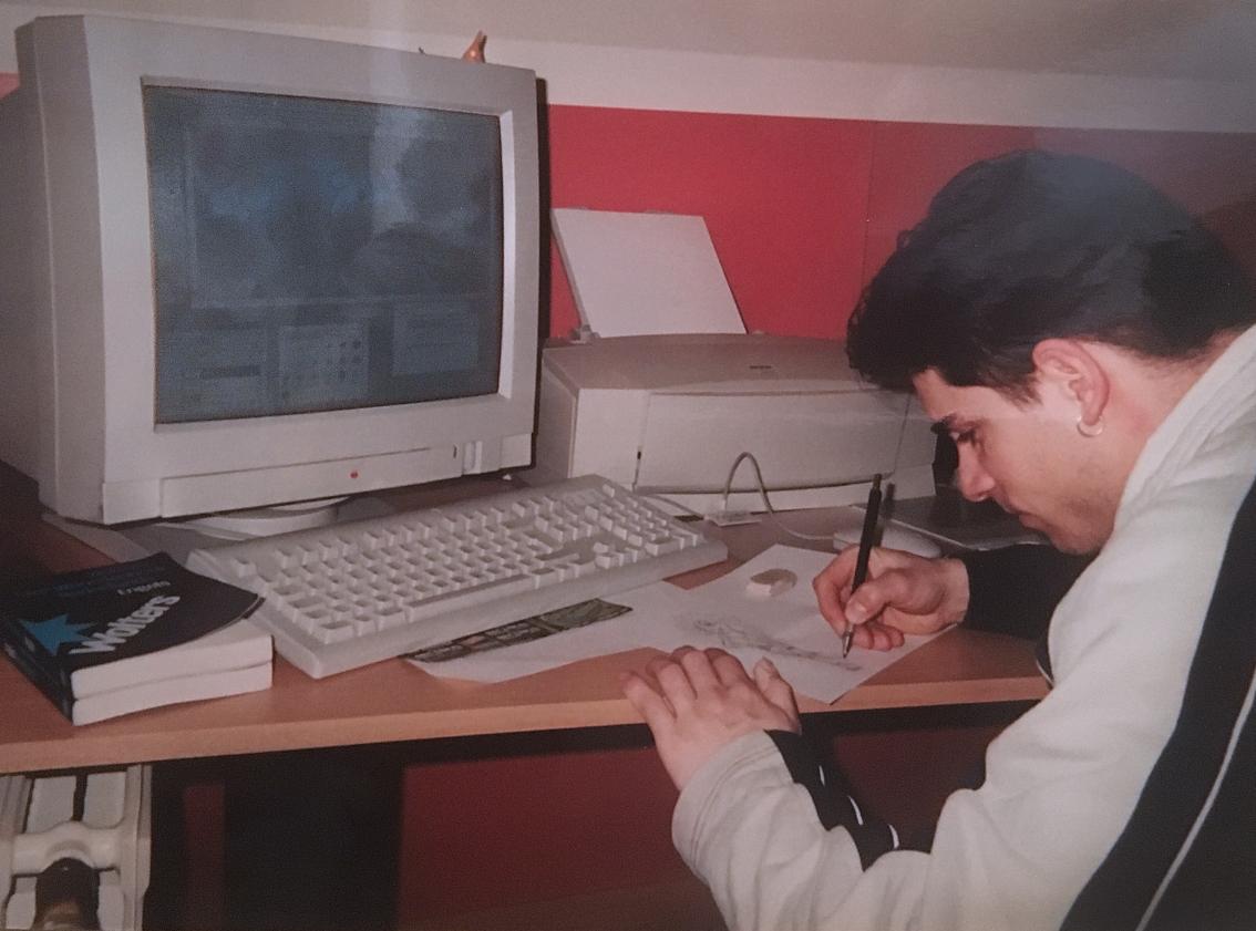 Reclamebureau vdS creatie al 2 decennia Apple fan