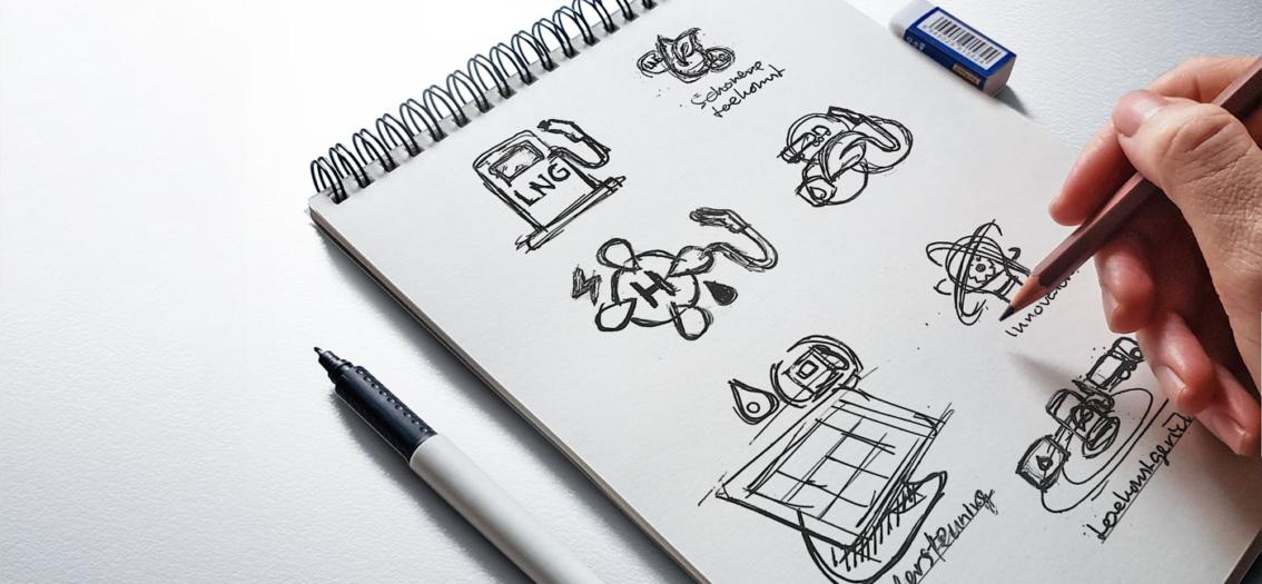 LIQAL - iconen en pictogrammen ontwerp door vdS creatie Reclamebureau Breda